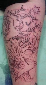 vulturetattoo