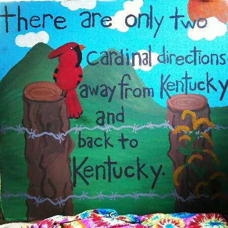 Misty Marie Rae Skaggs: Two Cardinal Directions