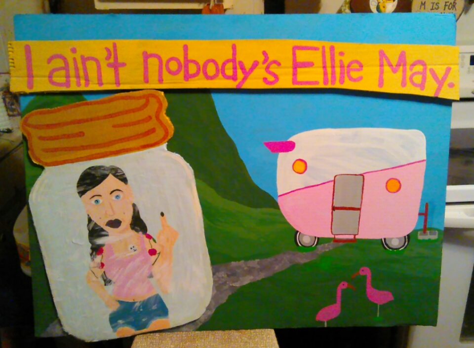 Misty Marie Rae Skaggs: I Ain't Nobody's Ellie May
