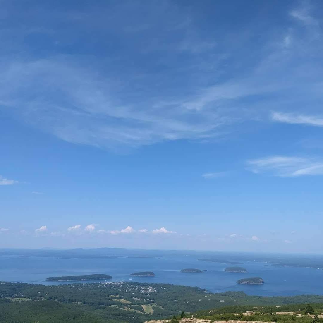 Hiking Acadia NationalPark